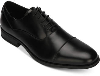 Kenneth Cole Reaction Unlisted by Kenneth Cole Men Sphere Cap-Toe Oxfords Men Shoes