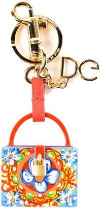 Dolce & Gabbana Charm Keyring
