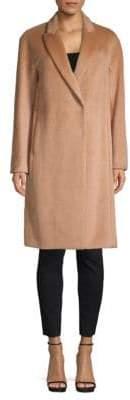Brunello Cucinelli Classic Long-Sleeve Coat