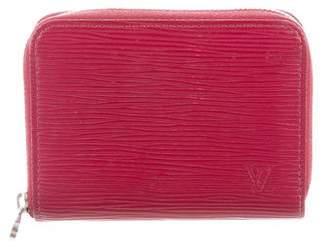 Louis Vuitton Epi Zippy Coin Purse