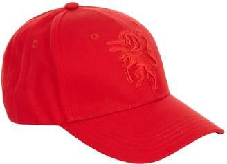 Philip Treacy Logo Embellished Baseball Cap