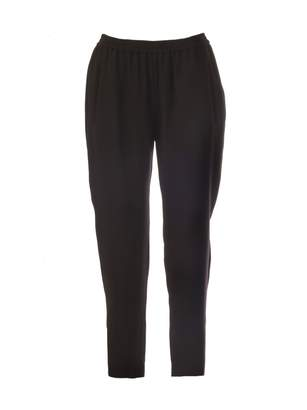 Stella McCartney Jogging Trousers Straight Leg - Zip On The Anckle