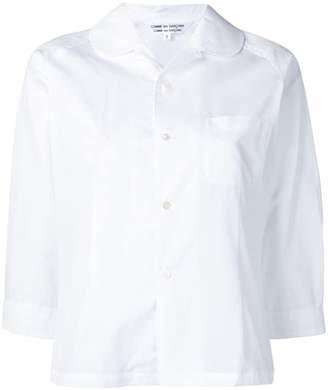 a562e87b89a2c Comme des Garcons Peter Pan collar shirt