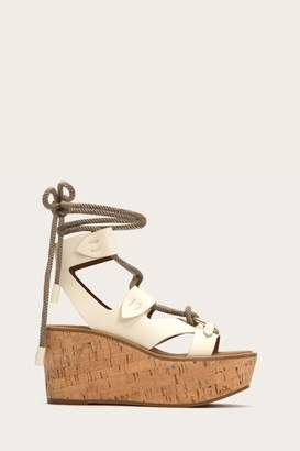 Frye Dahlia Rope Wedge
