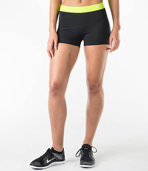 Nike Women's Pro Cool 3 Inch Training Shorts