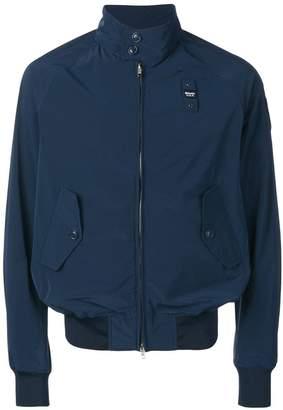 Blauer zip lightweight jacket
