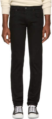 Rag & Bone Black Fit 1 Jeans