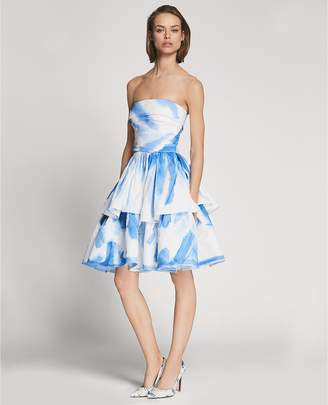 Ralph Lauren Fancisco Painted Cotton Dress