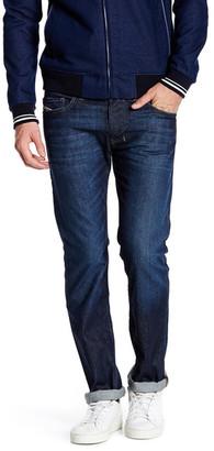 Diesel Safado Slim Straight Leg Jean $178 thestylecure.com