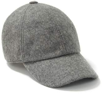 Lefty Wool Baseball Cap $60 thestylecure.com