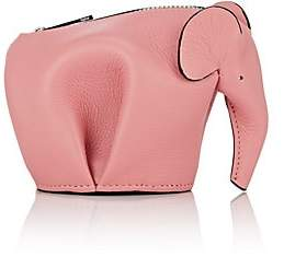 Loewe Women's Elephant Coin Purse - Pink