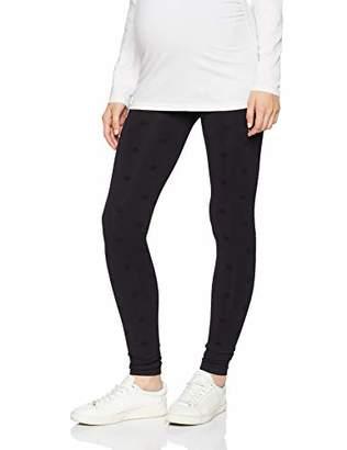 56fbf2716 Noppies Women's's Margot Maternity Leggings, (Black C270), 8 (Size: X