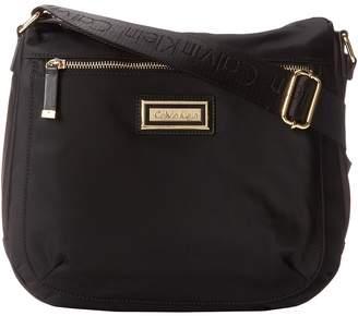 Calvin Klein Key Item Nylon Messenger H3JFE1CW Cross Body Handbags