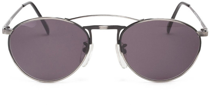 American Apparel Antique Pewter Quincy Sunglass