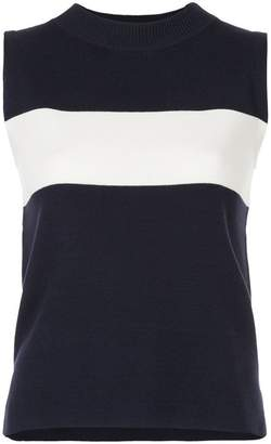 Loveless knitted tank top