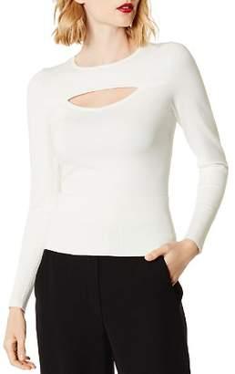 Karen Millen Cutout Top