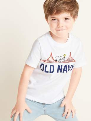 adca045806 Old Navy Peanuts® Snoopy Graphic Tee for Toddler Boys
