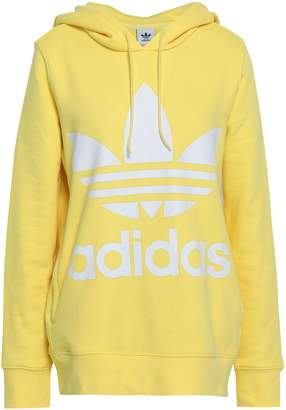 adidas (アディダス) - Adidas Originals フレンチコットンパイル地 スウェットシャツ
