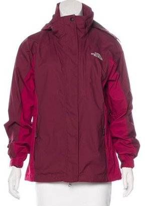 The North Face Lightweight Hooded Jacket $80 thestylecure.com