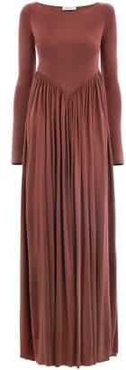 Zimmermann Tempest Empire Liquid Dress