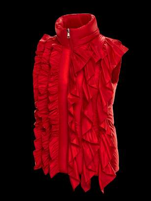 Moncler Gilet Marianne Red
