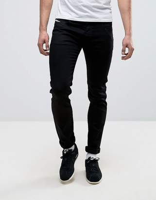 Diesel Sleenker 886z Skinny Fit Black