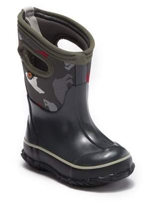 Bogs Classic Polar Bears Waterproof Rain Boots (Toddler & Little Kid)