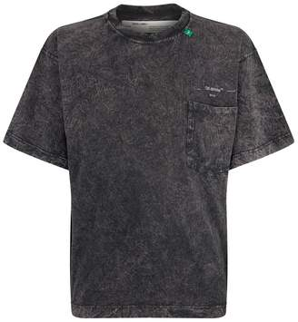 Off-White 80s Crinkle T-Shirt