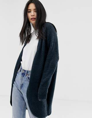 Ichi Textured Cardigan