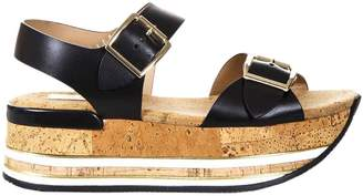 Hogan Flat Sandals Flat Sandals Women