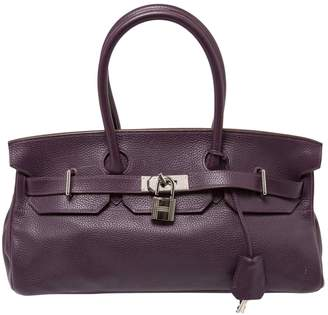 Hermes Birkin Shoulder leather handbag