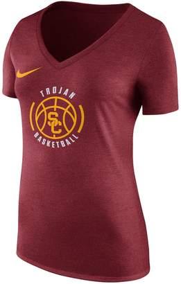 Nike Women's USC Trojans Basketball Tee