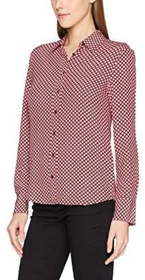 Gant Women's Winter Star Shirt,(Manufacturer Size:36)