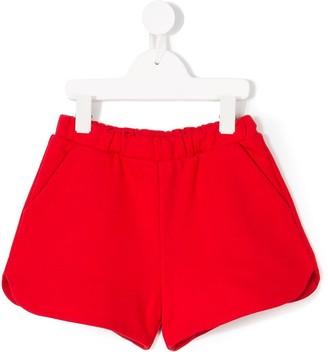 Gaelle Paris Kids elasticated waist shorts