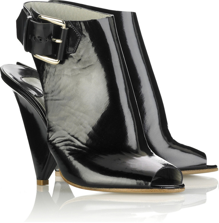 Chloé Leather shoe boots