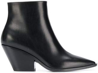 Casadei Western ankle boots