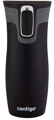 Contigo AUTOSEAL West Loop Vacuum-Insulated Stainless Steel Travel Mug , 16 oz., Matte Black