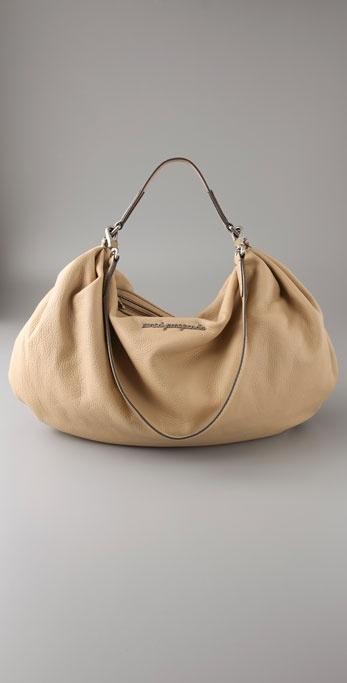Marc By Marc Jacobs Classic M Gathered Hobo Handbag