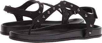 Very Volatile Women's Stud Flat Sandal