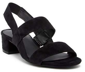 Via Spiga Tiana Slingback Block Heel Sandal