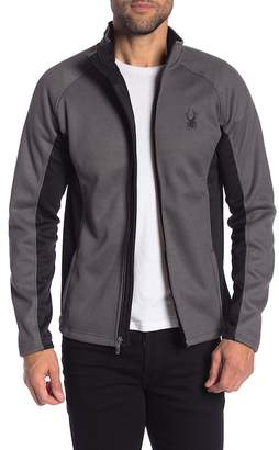 Spyder Allegiant Full Zip Fleece Jacket