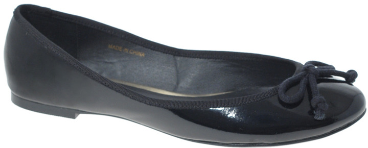 Asos LUCY Patent Ballet Flats