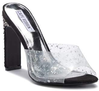Cape Robbin Jen High Heel Sandal