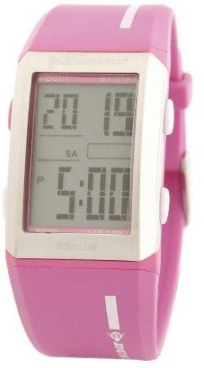 Dunlop (ダンロップ) - Dunlop dun89l05 Plastic Case Rubber Mineral Women 's Quartz Watch