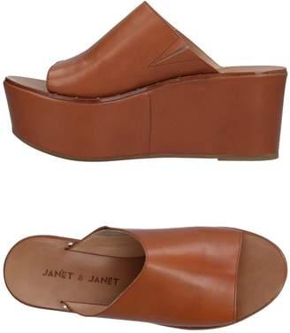 Janet & Janet Sandals