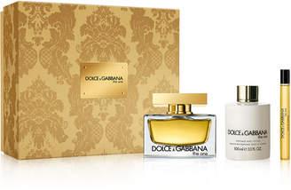 Dolce & Gabbana 3-Pc. The One Eau de Parfum Gift Set