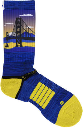 Strideline San Francisco City Socks