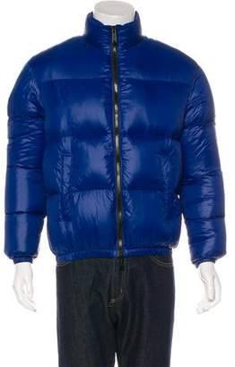 DSQUARED2 2015 Down Quilted Puffer Jacket