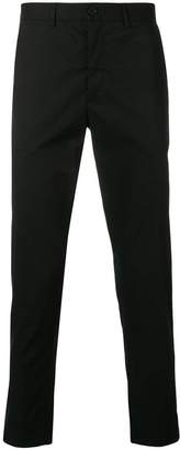 McQ cropped tapered trousers
