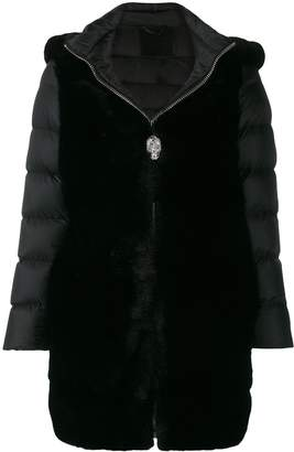 Philipp Plein statement padded coat